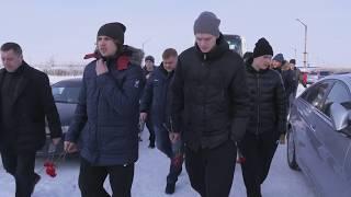 ХК «Южный Урал» почтил память погибших в авиакатастрофе