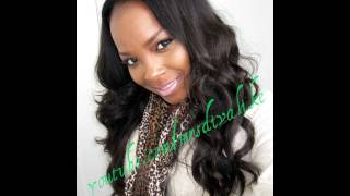 Repeat youtube video Dhairboutique Virgin Indian Hair 3+ Week Update