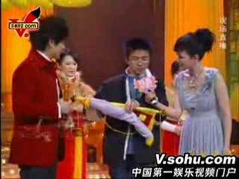 Jimmy Lin - Mar 1, 2008 Shanghai Charity Award Gala