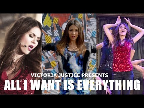 "Victoria Justice ""All I Want Is Everything"" (Official Remix)"