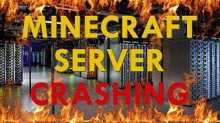 Minecraft Server Crashing LIVE - Join us!!!