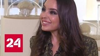 Лейла Алиева рассказала в Москве о своих картинах