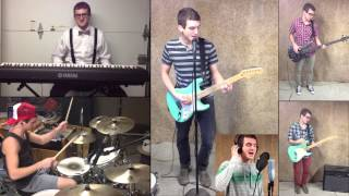 Be My Escape - Relient K (Cover by Andrew Borror)