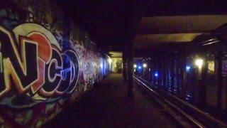 91 Street Abandoned Station