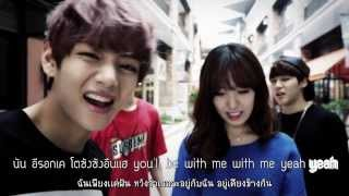 [Karaoke+Thaisub] Beautiful - BTS (방탄소년단)