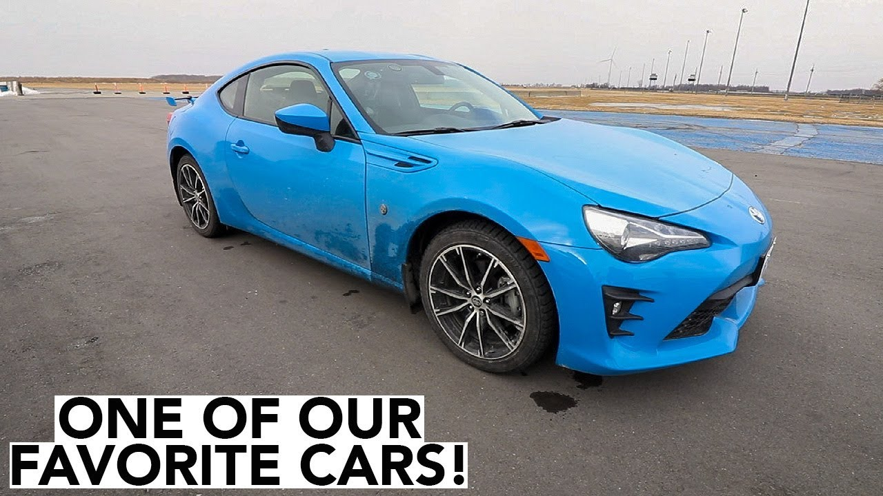2019 toyota 86 gt winter track review youtube. Black Bedroom Furniture Sets. Home Design Ideas