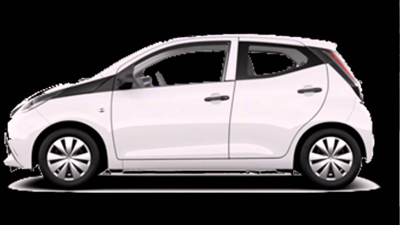 2016 toyota aygo white flash youtube. Black Bedroom Furniture Sets. Home Design Ideas