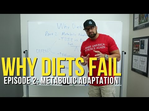 3 Ways to Break Adaptive Thermogenesis and Weight Loss Plateau