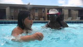 YMCA teaches kids to swim