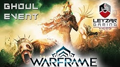 Warframe Ghoul Purge Event - Everything You Need to Know (Hunter Mods & Nitain Extract Farm)