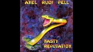 "AXEL RUDI PELL "" Nasty Reputation """