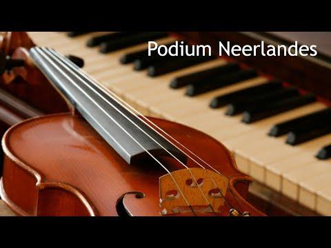 Podium Neerlandes - Franz Schubert