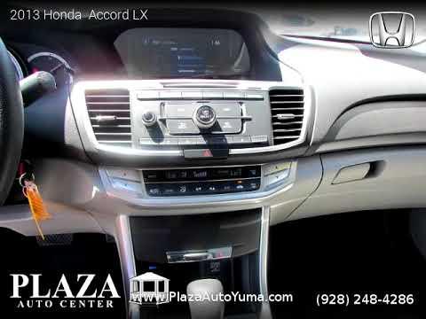 2013 Honda  Accord - Plaza Auto Center