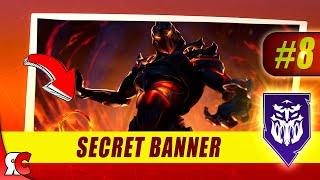 Fortnite | WEEK 8 Secret Banner Location RUIN SKIN (Season 8 Battlestar/Banner Discovery)