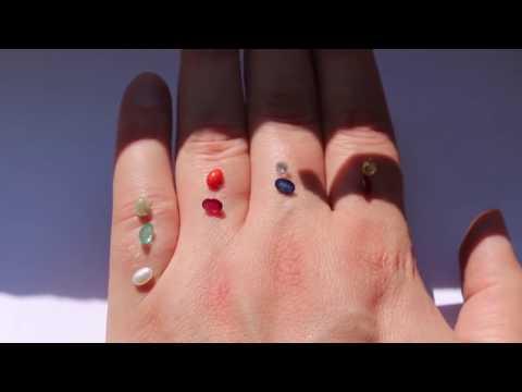Как правильно носить кольца с натуральными камнями. Планеты-камни-пальцы.