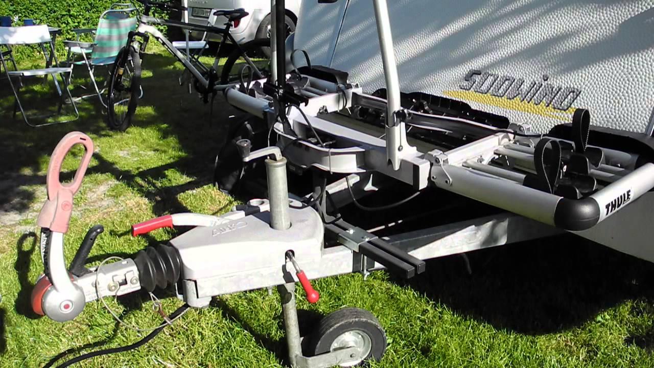 Wohnwagen Deichsel Adapter Al Ko Safety Ball Und Safety