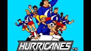 Game Gear Longplay [109] Hurricanes