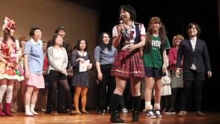2014/05/16 TEPPEN.202 テッペンハニー エンディング 女性芸人&男女コ...