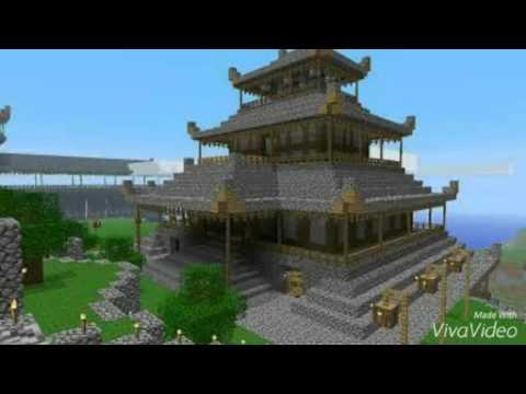 Top 10 das casas mais bonitas do minecraft youtube for Casa moderna 10 x 10 minecraft