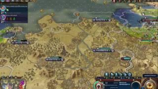 Civilization VI: Гайд по Греции(В данном видео мы на примере выигранной карты обсудим стратегию игры за грецию, а также поговорим о пружинн..., 2016-10-27T15:41:22.000Z)