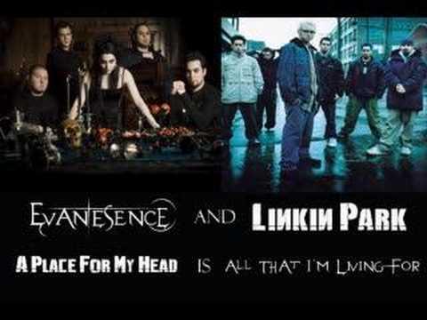 Evanescence and linkin park pity