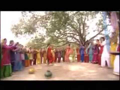 Aanudhi Kudiye Jaundhi Kudiye - Teeyan Teej Diyan - Punjabi Giddha Songs