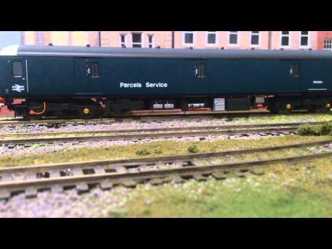 Heljan Class 128 Dpu with howes sound