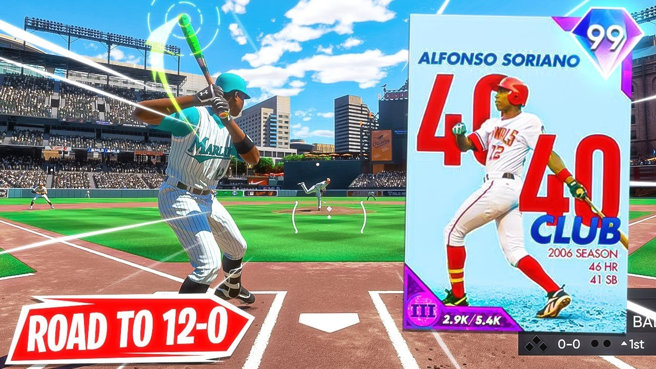 Download ROAD TO 12-0! *OMG* MLB THE SHOW 21 BATTLE ROYALE GAMEPLAY