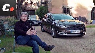 Ford Mondeo Vignale vs Skoda Superb Laurin&Klement | Prueba / Test / Review en español | coches.net