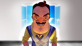 Hello Neighbor! Scary Basement Mystery Game! His Secret? Act 1