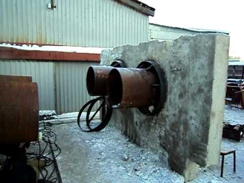 Видео Опоры стальных труб