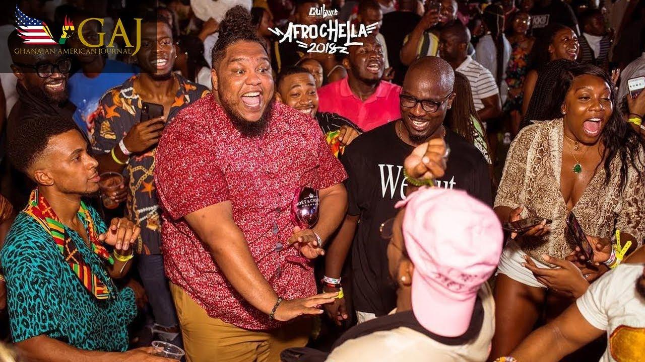 Afrochella 2018 - Ghanaian American Journal