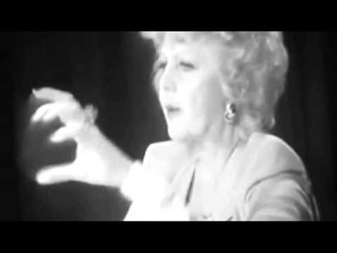 Stella Adler: Using imagination to think about a play, setting and social class