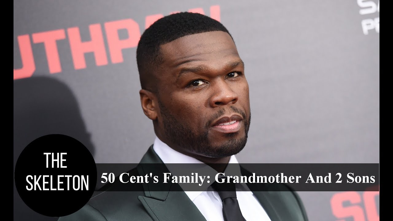 Rap legend and Business man 50 Cent's family story