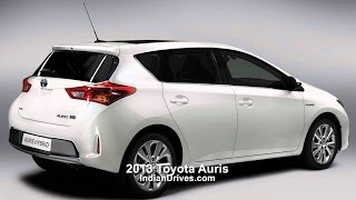 Тест-драйв Toyota Auris 2013 (видеоверсия) / Big Test Drive (videoversion) - Тойота Аурис
