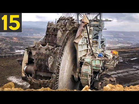 15 MOST Powerful Industrial Machines