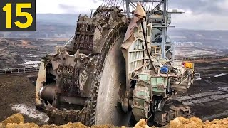 Download 15 MOST Powerful Industrial Machines