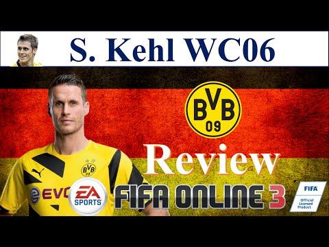 I Love FO3 | S. Kehl WC06 Review | Đánh Giá Sebastian Kehl WC 06 Fifa Online 3