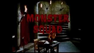 MONSTER SQUAD (1976) Opening Theme & Closing Credits