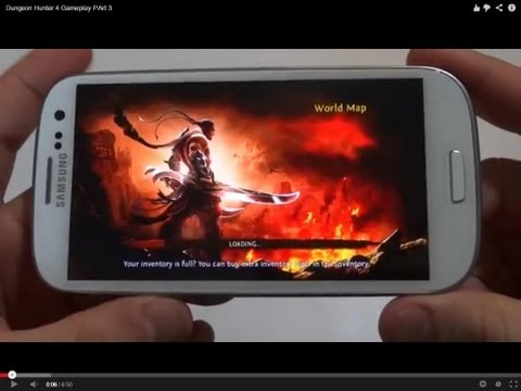 Dungeon Hunter 4 Gameplay Part 1 - Fliptroniks.com