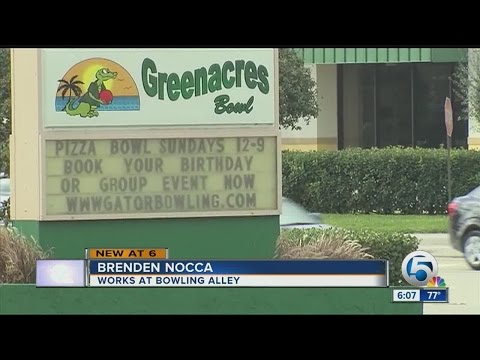 Armed Robbery At Greenacres Bowling Alley