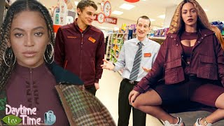 Beyonce gets CALLED OUT by grocery store in the UK for COPYING their uniforms + MORE!