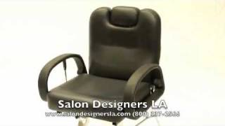 Beauty Salon Equipment, Shampoo Units, Barber Chairs and Styling Stations