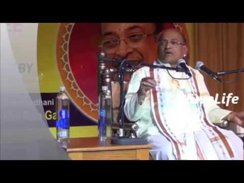 || Sri Garikapati Narasimha Rao || Latest Speech on Mahabharatam @TATA USA || మహాభారతము మన