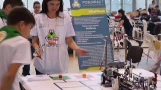 """Команда """"RobotMakers"""" на Робофесте 2017"""