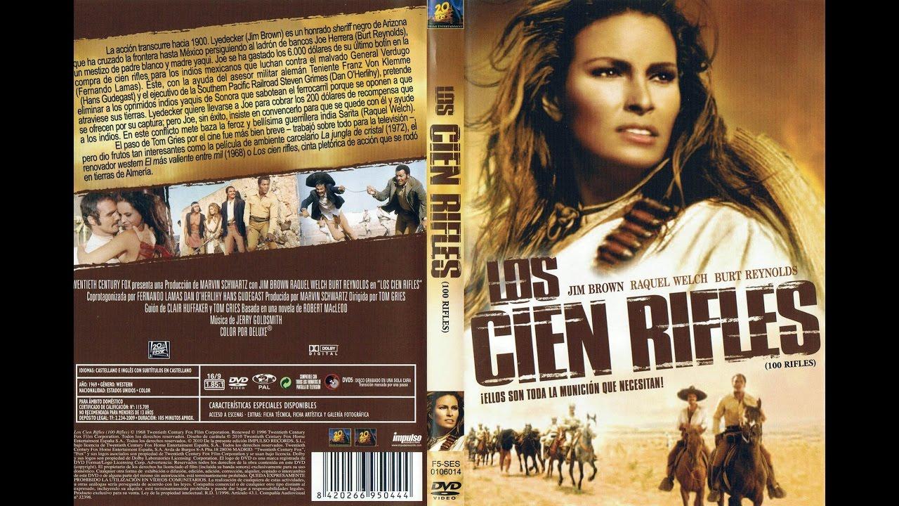 1968 - 100 Rifles (escenas rodadas en La Calahorra)
