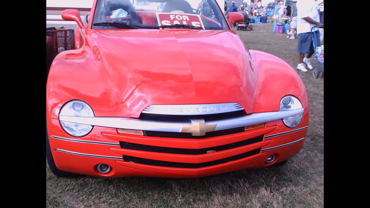 Chevrolet Pick Up >> Chevy SSR Retro Pickup Indy 500 PaceVehicle Red SumterFG010415 - YouTube