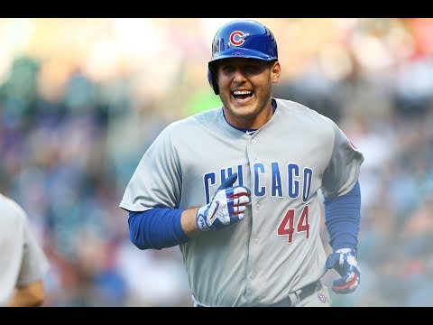 Chicago Cubs Highlights 2017 - June