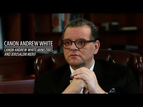 Vicar of Baghdad Canon Andrew White Describes Horrors of ISIS, Christian Persecution