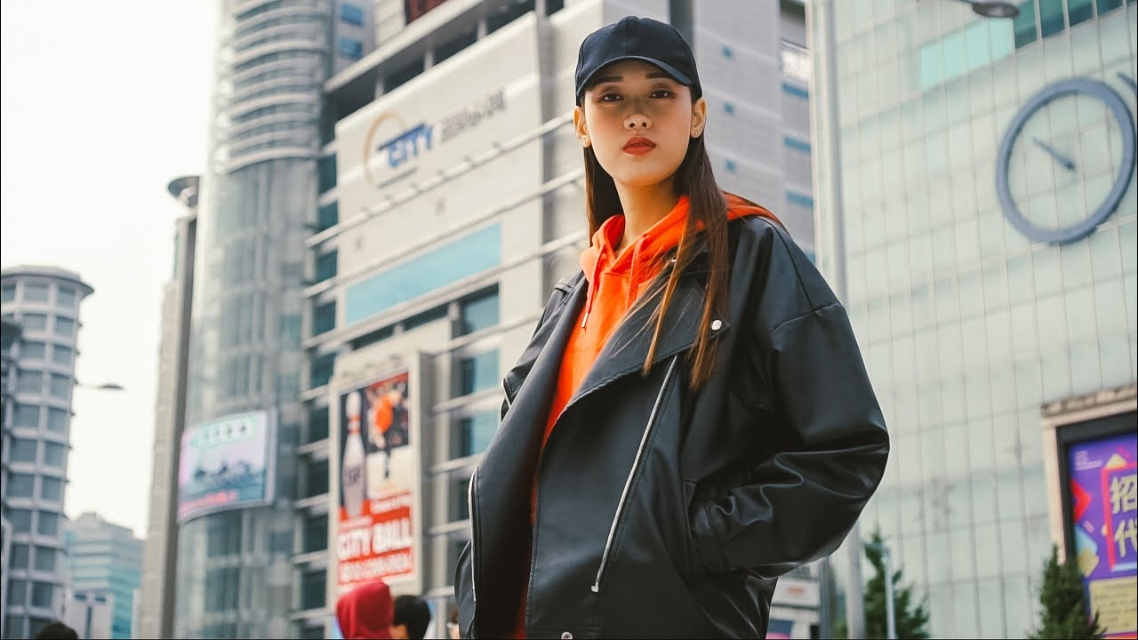 Urban Fashion 2020.Seoul Fashion Week Ss 2020 Street Style